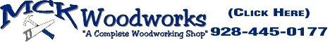 MCK Woodworks: 725 N 6th St, Prescott, AZ