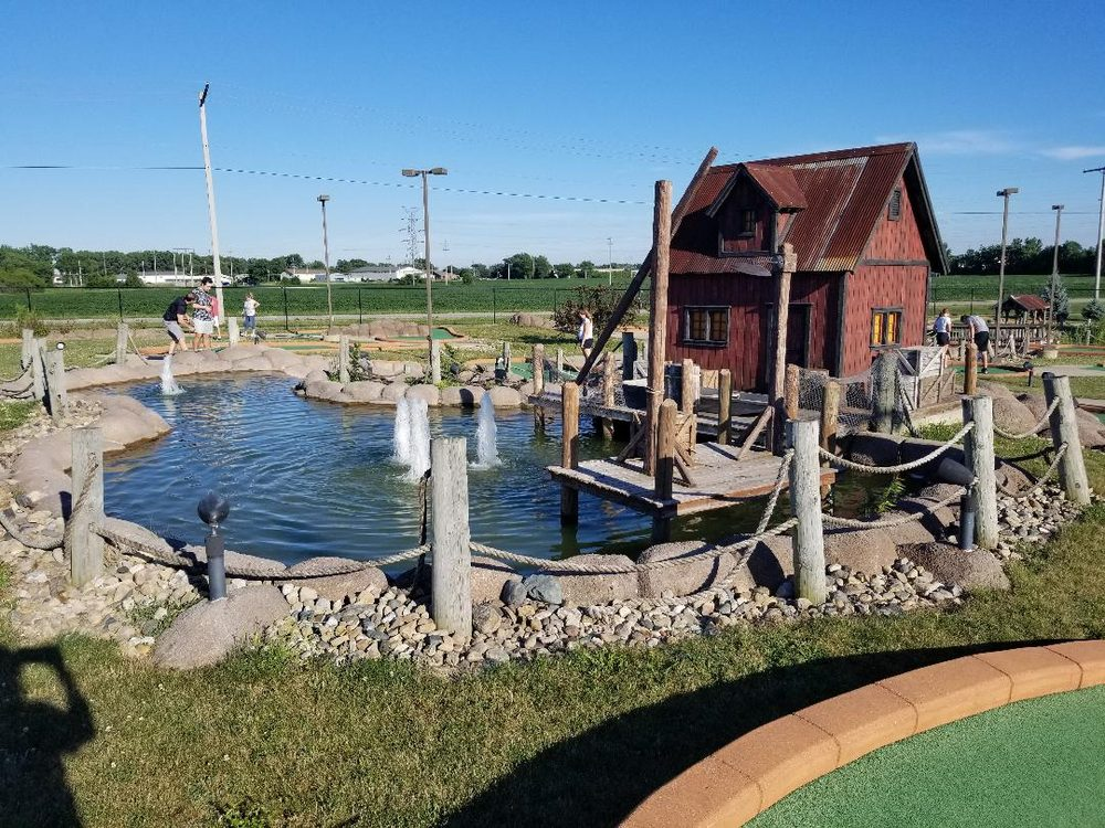 Crown Point Family Fun Center: 1301 Merrillville Rd, Crown Point, IN