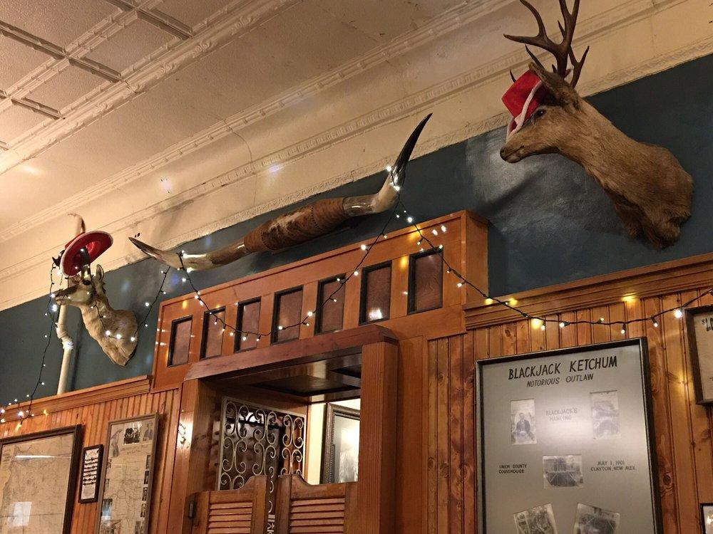 Hotel Eklund: 15 Main St, Clayton, NM