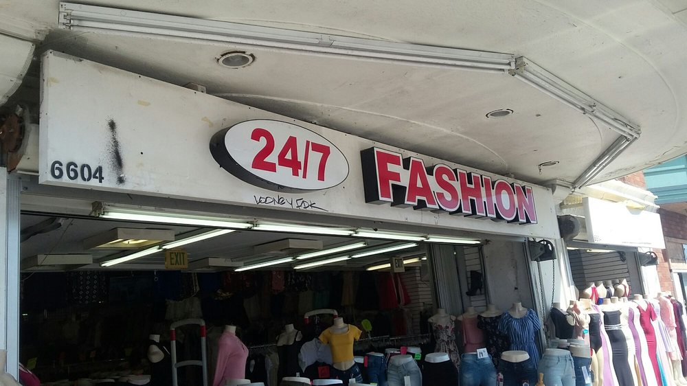 24 7 Fashion 6604 Pacific Blvd Huntington Park Ca