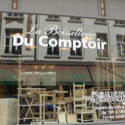 La boissellerie du comptoir magasin de meuble rue for Comptoir du meuble bruxelles