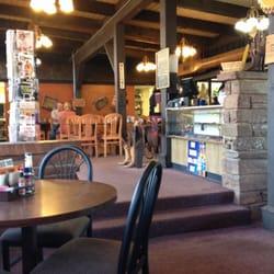 Foto Zu Red Rock Restaurant Campground Hanksville Ut Vereinigte Staaten