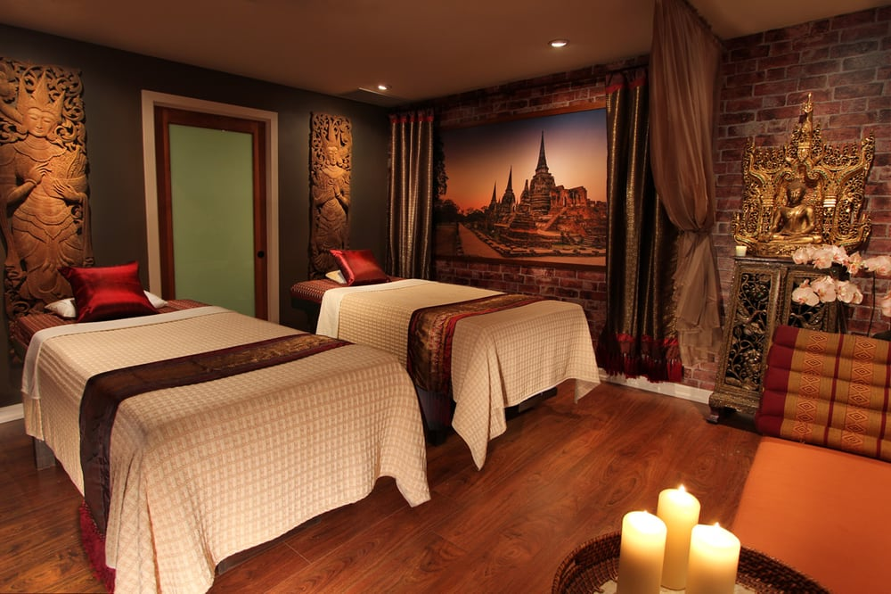 signature couples massage room ayuthaya room yelp. Black Bedroom Furniture Sets. Home Design Ideas