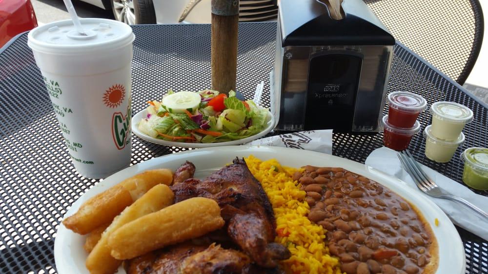 Guapo's Rotisserie Chicken & Tex Mex Grill: 1042 Elden St, Herndon, VA