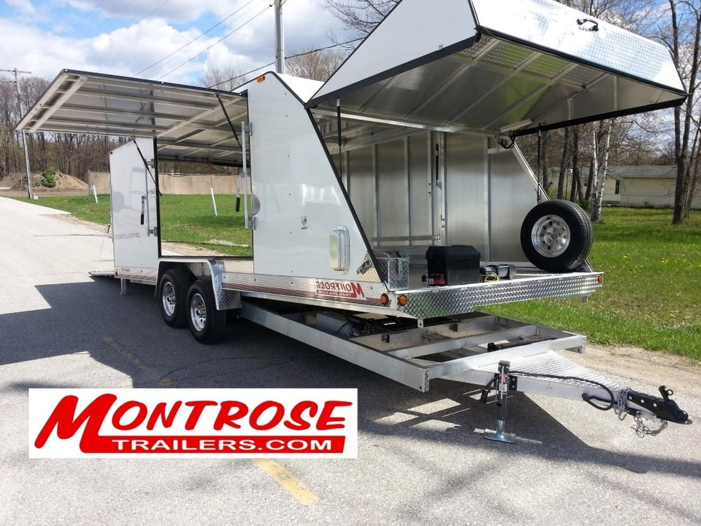 Montrose Trailers: 180 Ruth St, Montrose, MI