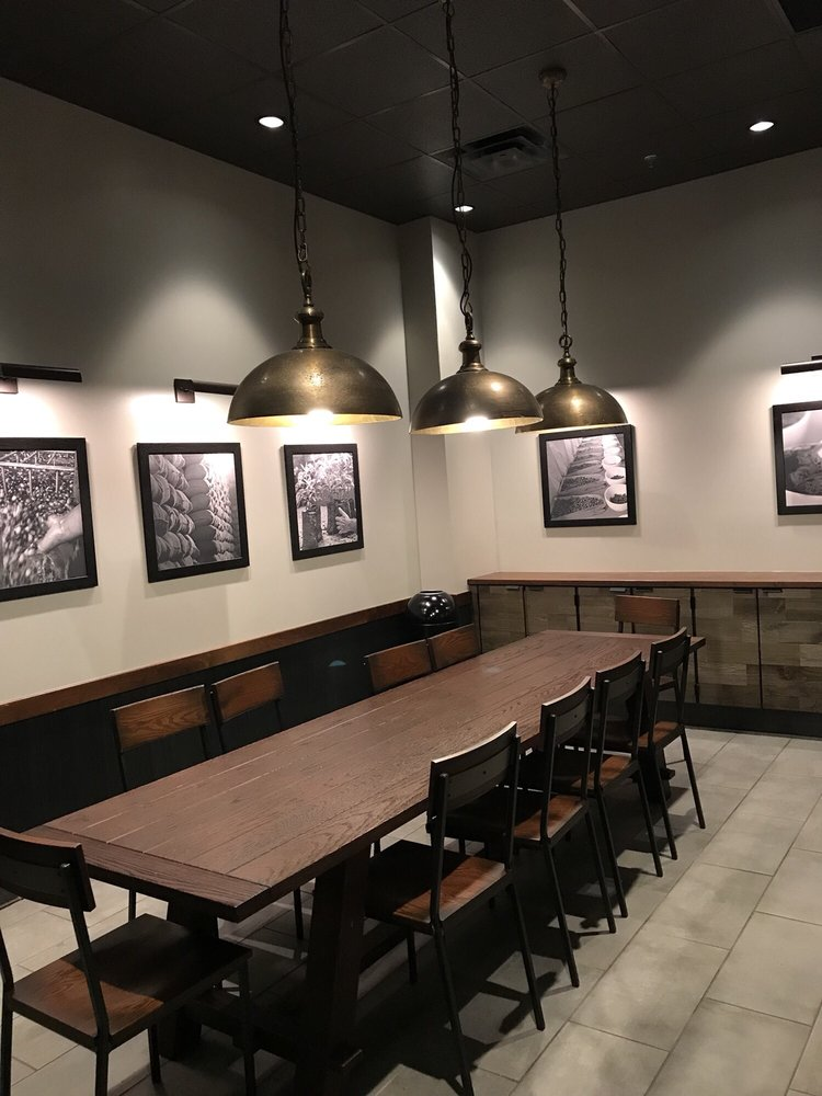 Starbucks: 141 Granby St, Norfolk, VA