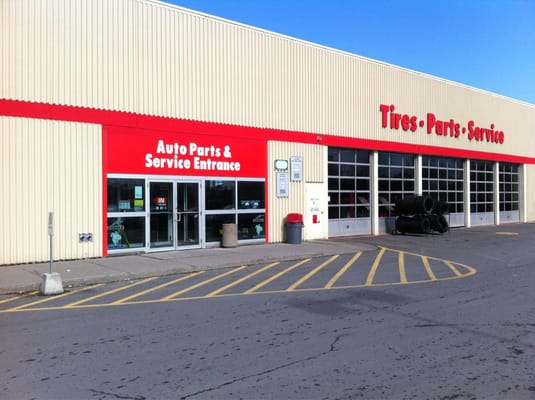 Canadian Tire Associate Store Cornwall On Canada Yelp
