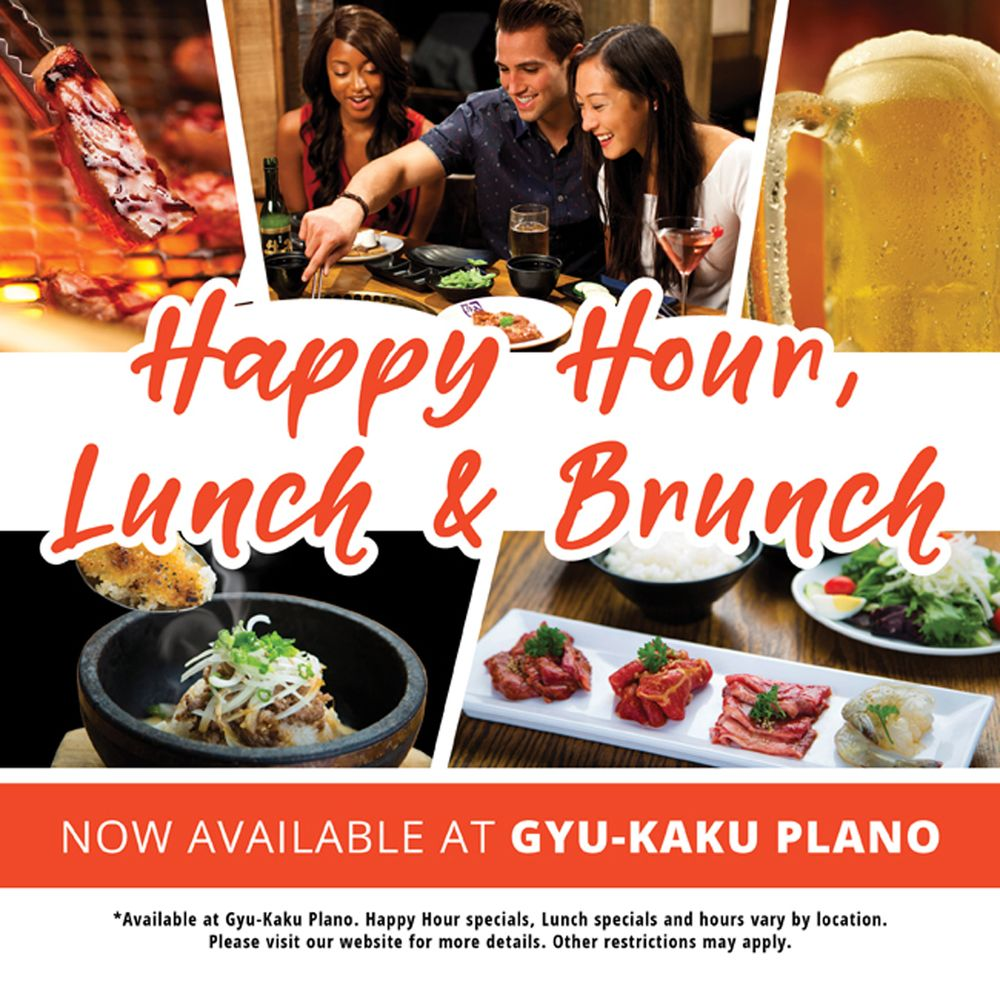 Gyu-Kaku Japanese BBQ: 8240 Preston Rd, Plano, TX