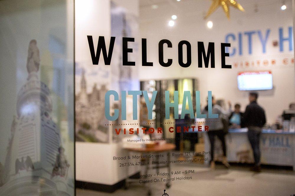 City Hall Visitor Center