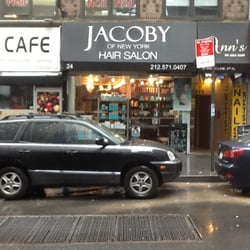 Jacoby hair salon st ngt fris rsalonger 24 maiden ln for 111 maiden lane salon