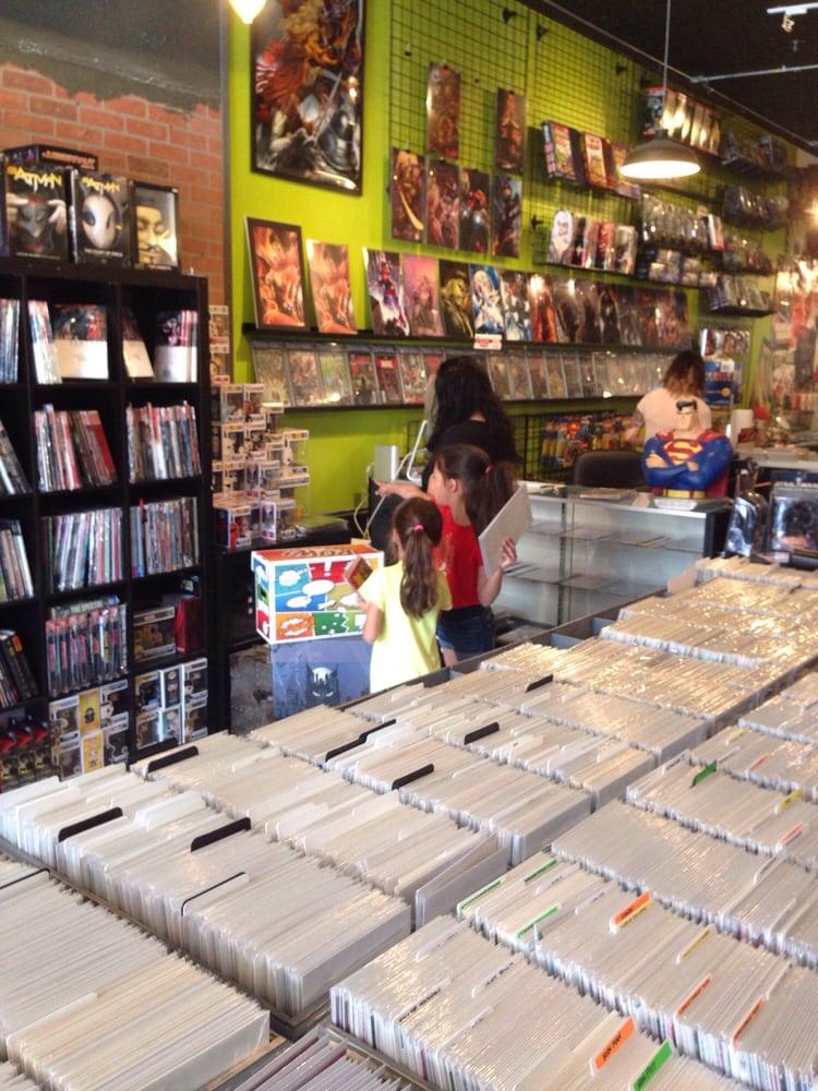 Gauntlet Comic Books: 819 NE 125th St, North Miami, FL