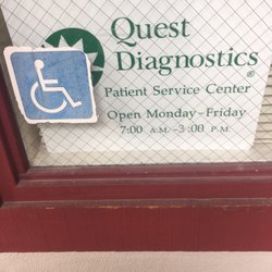 Quest diagnostic labs suck