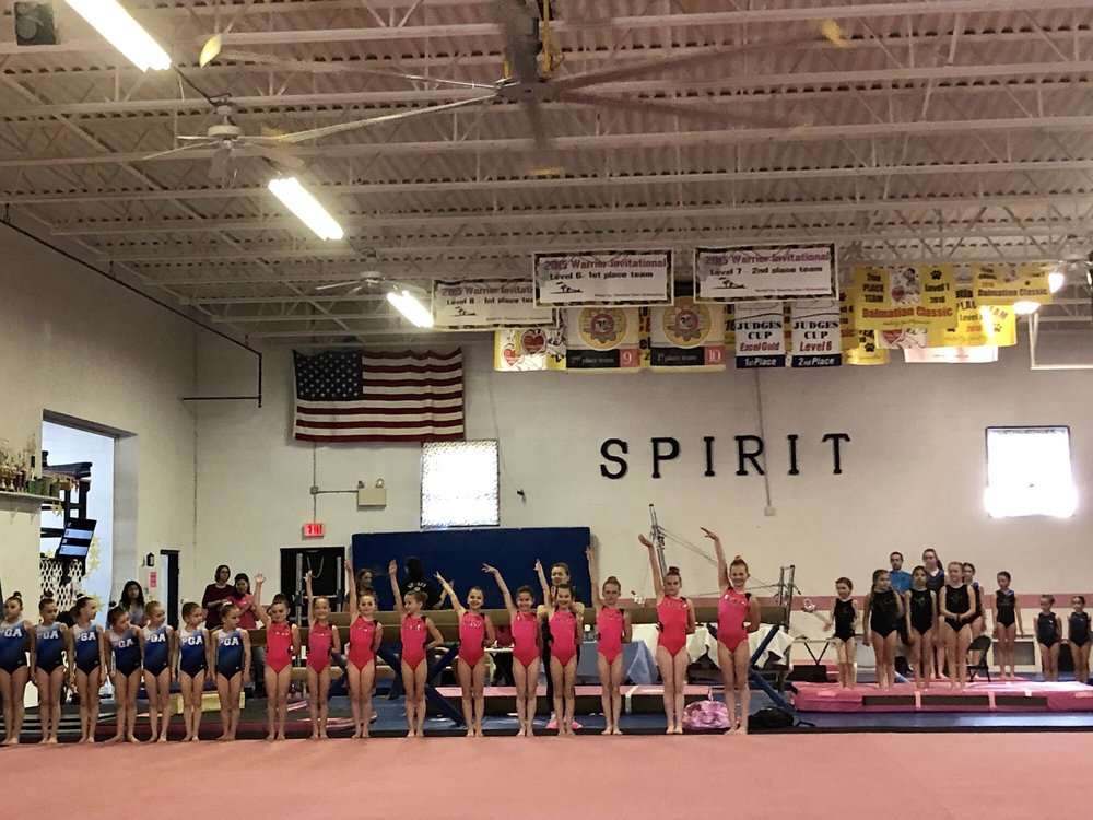 Spirit Gymnastics Training Center