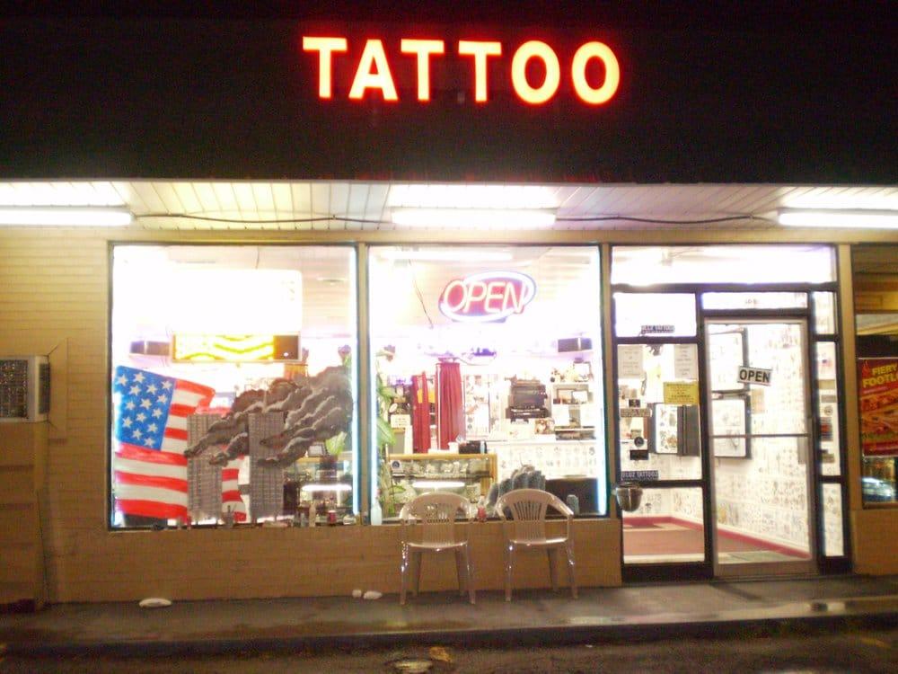 Bluz Tattooz: 1692B N Columbia St, Milledgeville, GA