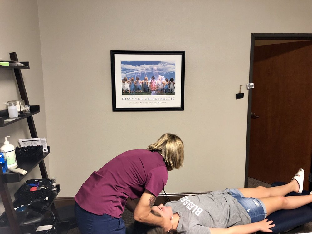 Sherri Routledge - Peak Performance Chiropractic & Acupuncture: 26743 US Hwy 380 E, Aubrey, TX
