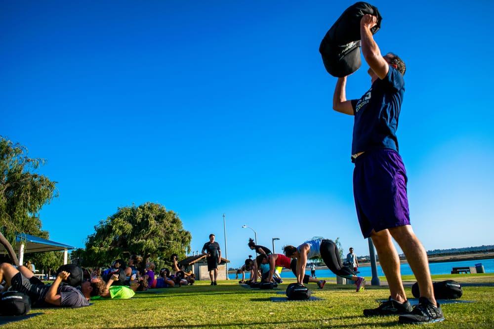 San Diego Core Fitness - Serra Mesa: 8583 Hurlbut Dr, San Diego, CA
