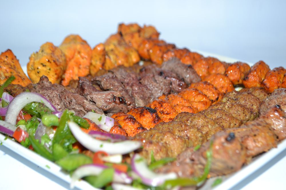 Sterling Kabob: 45665 W Church Rd, Sterling, VA