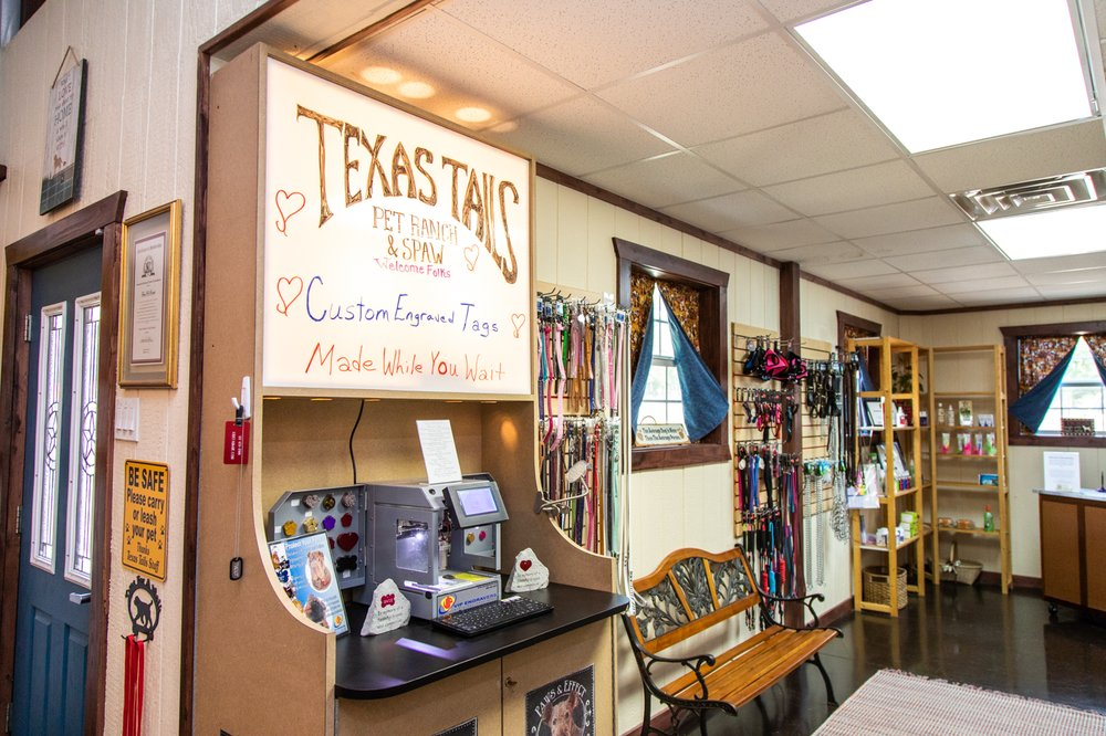 Texas Tails Pet Ranch & Spaw: 3728 E Fm 4, Cleburne, TX
