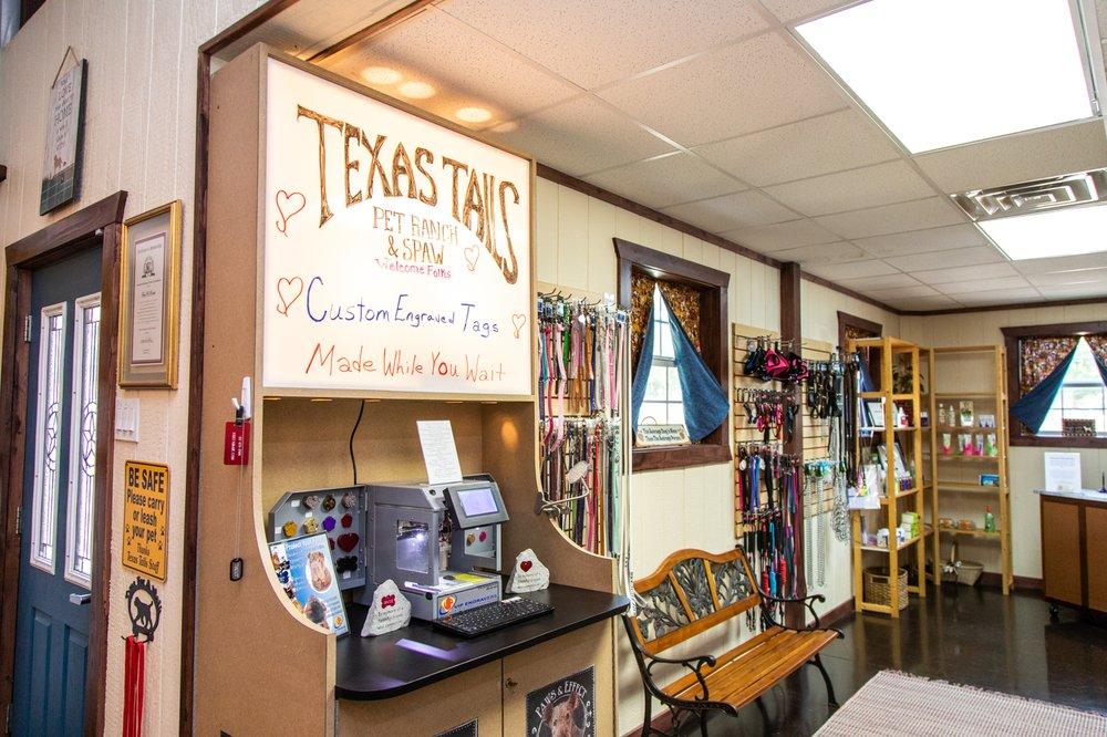 Texas Tails Pet Ranch & Spaw: 3728 E Fm 4, Cleburne, TX