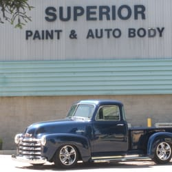 Superior paint auto body 13 reviews body shops 400 for Painted auto body parts reviews