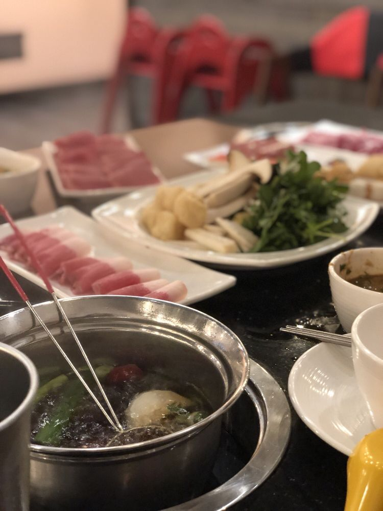 O My Hot Pot & Bar: 4230 Annandale Rd, Annandale, VA