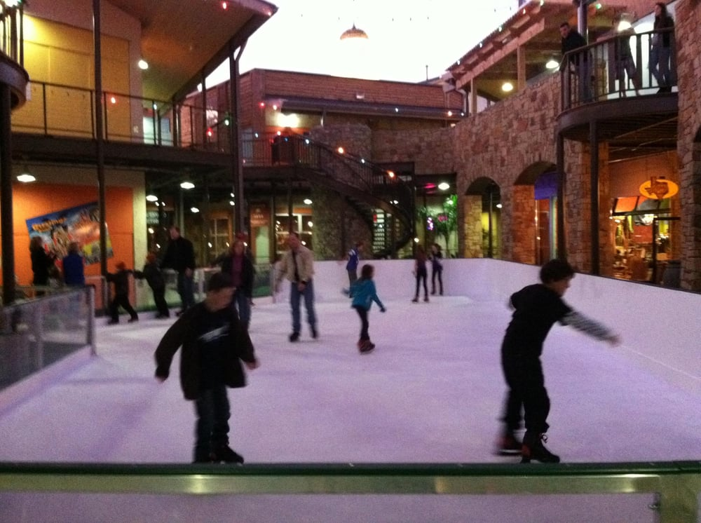 Holidays On Ice at The Oasis Texas