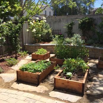 Photo of Schroeder's Garden Design - Los Gatos, CA, United States. AFTER:
