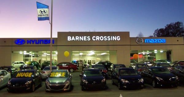 Barnes Crossing Hyundai Tupelo Ms >> Barnes Crossing Hyundai 3983 N Gloster Street Tupelo Ms