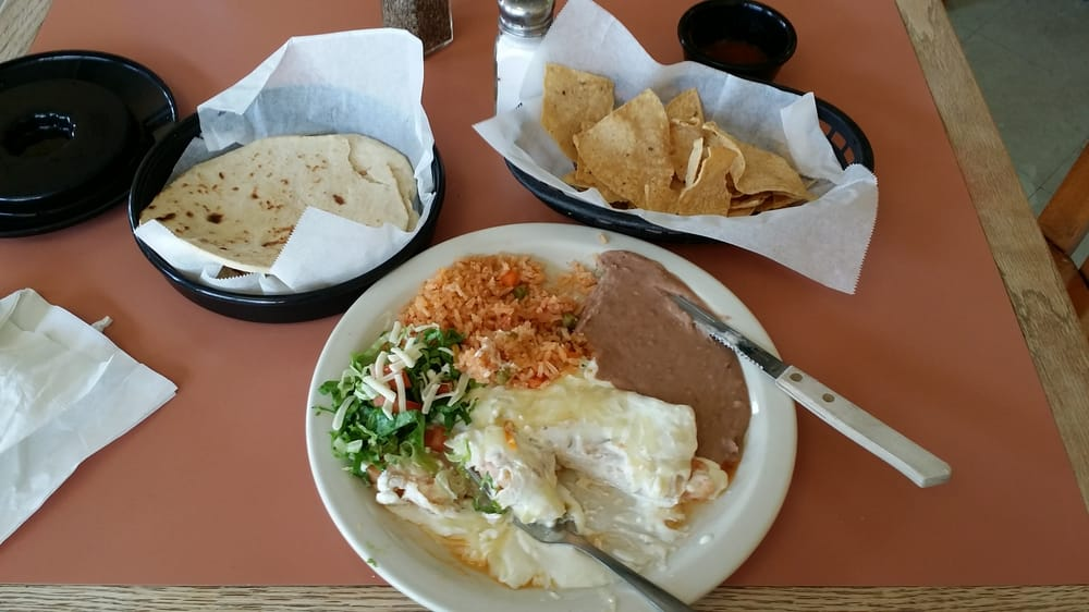 Shrimp enchiladas hommade tortillas yelp for Acadiana cafe cajun cuisine san antonio tx