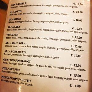 Pizzeria Jonica Via Francesco Crispi 23 Aci Castello