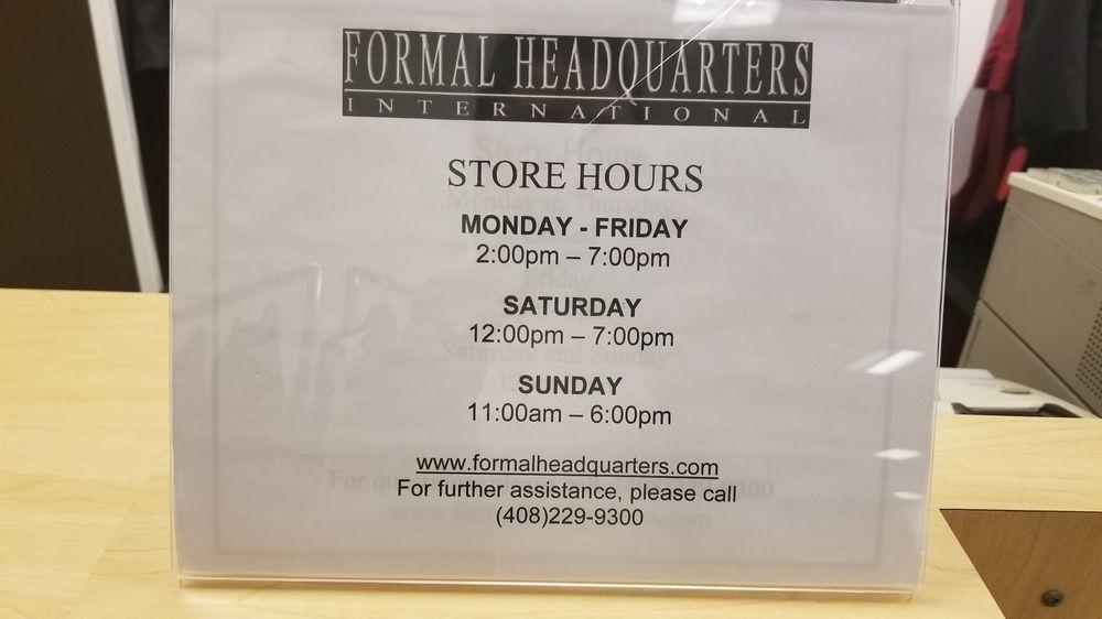 Formal Headquarters International