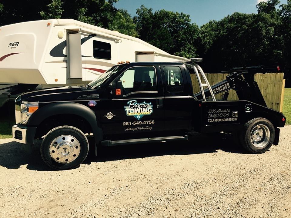 Bayview Towing & Recovery: 3330 Alsworth St, Bacliff, TX