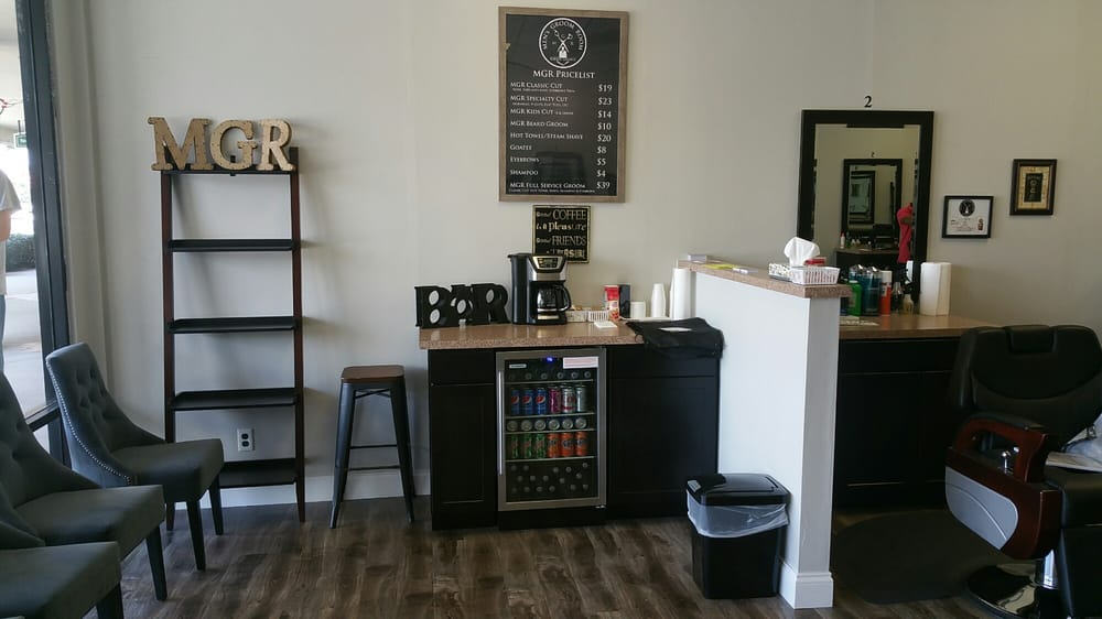 Men's Groom Room Barber Lounge: 3721 Lake Emma Rd, Lake Mary, FL