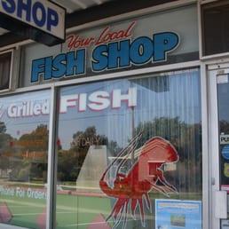 winifred fish shop fast food 84 winifred st oak park