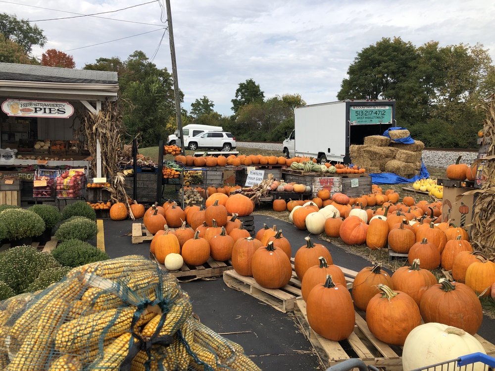 Peggy's Produce Market: 380 Middletown Eaton Rd, Middletown, OH
