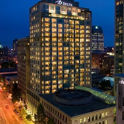 Photo Of Delta Hotels By Marriott Vancouver Downtown Suites Bc Canada