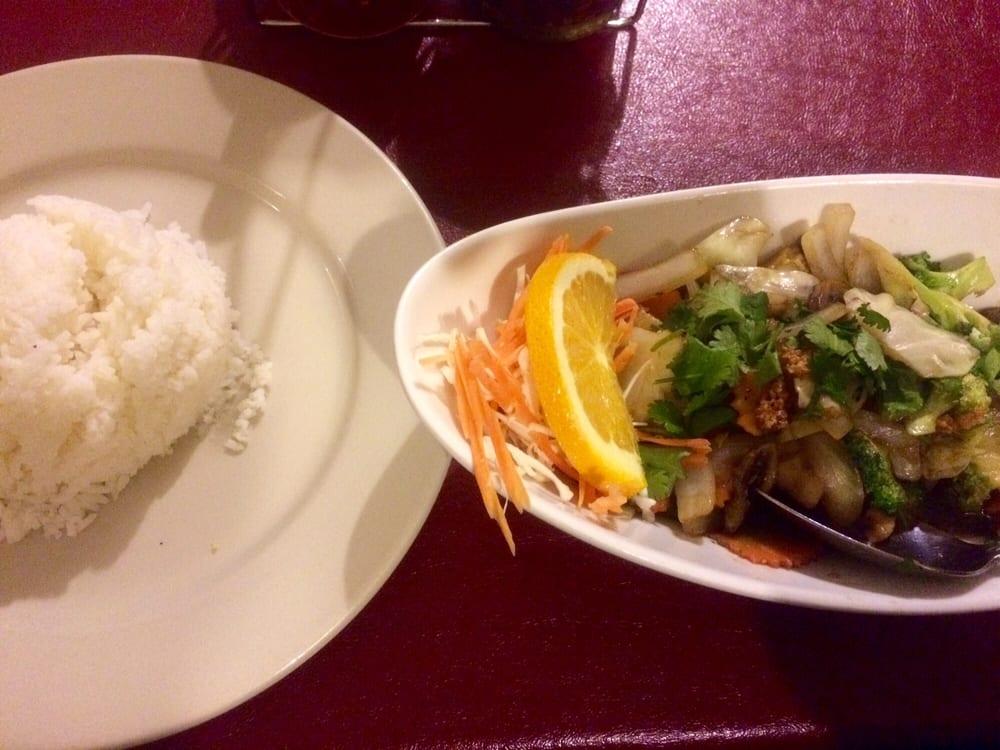 Thai Cuisine Restaurant Simpsonville Sc