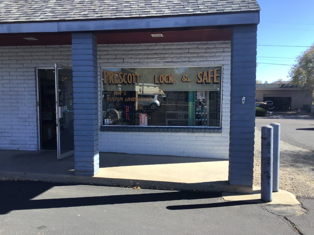 Prescott Lock & Safe: 611 Miller Valley Rd, Prescott, AZ