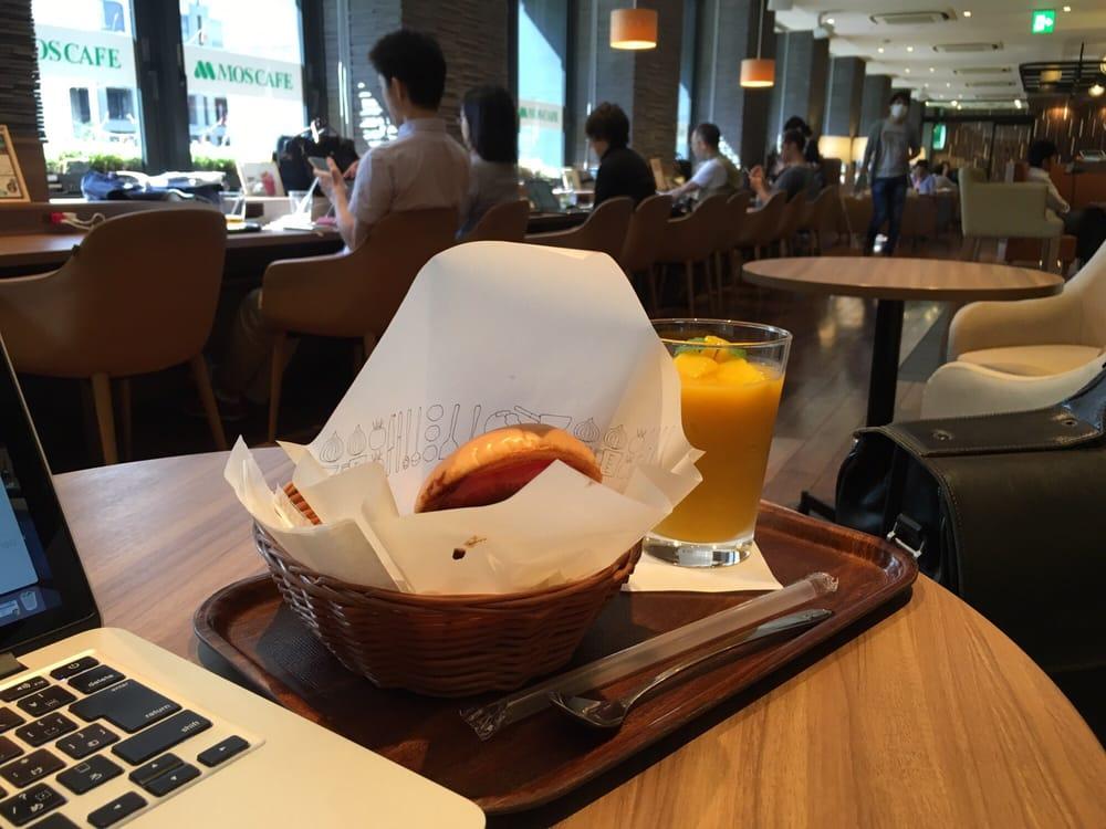 Mos Cafe Karasuma Rokkaku
