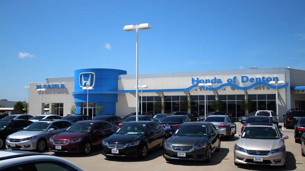 honda of denton 23 photos 47 reviews dealerships 4050 s i 35e denton tx united states. Black Bedroom Furniture Sets. Home Design Ideas