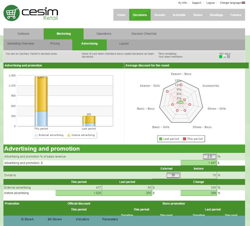 Cesim business simulations 10 kuvaa koulutuspalvelut for Business simulator