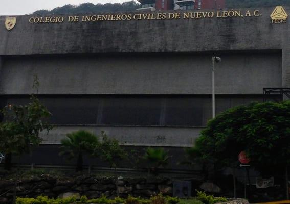 Colegio de ingenieros civiles nuevo le n servicios for Cafetin colegio las colinas