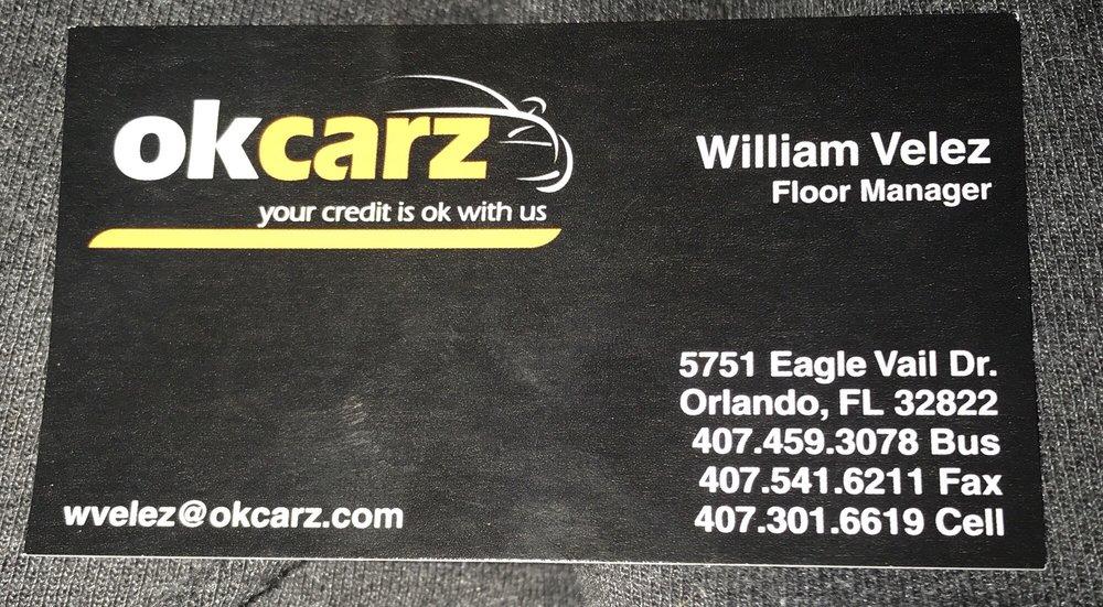 Okcarz 15 Reviews Car Dealers 1203 W Memorial Blvd Lakeland