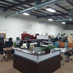 Photo Of Office Furniture Warehouse Winston M Nc United States Contemporary Reception