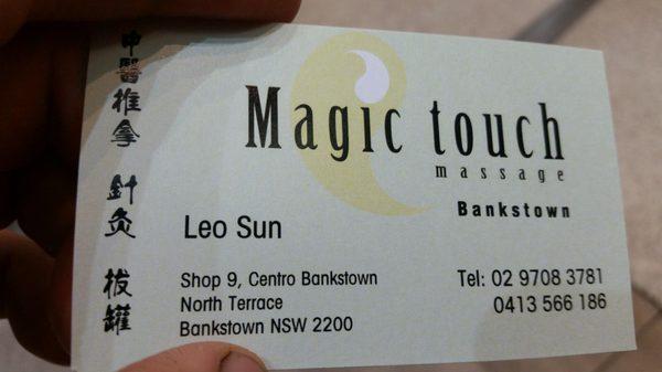 Bankstown massage