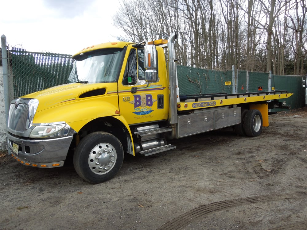 B & B Auto Wrecking & Towing - Towing - 77 County Road 520 ...