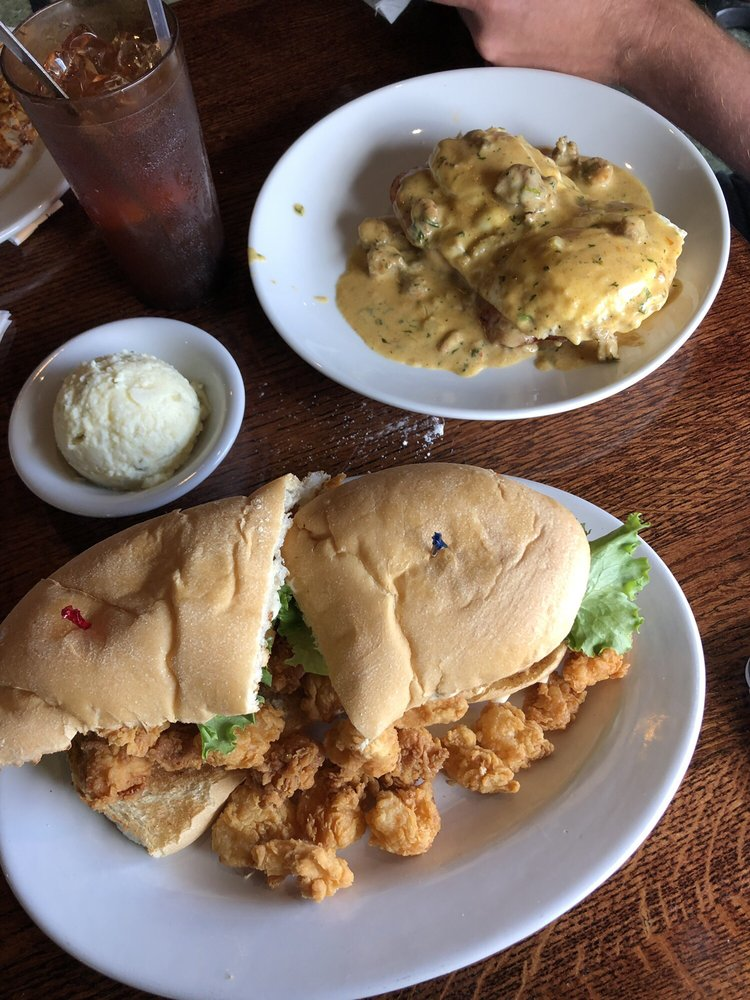 Spahr's Seafood Downtown: 601 W 4th St, Thibodaux, LA