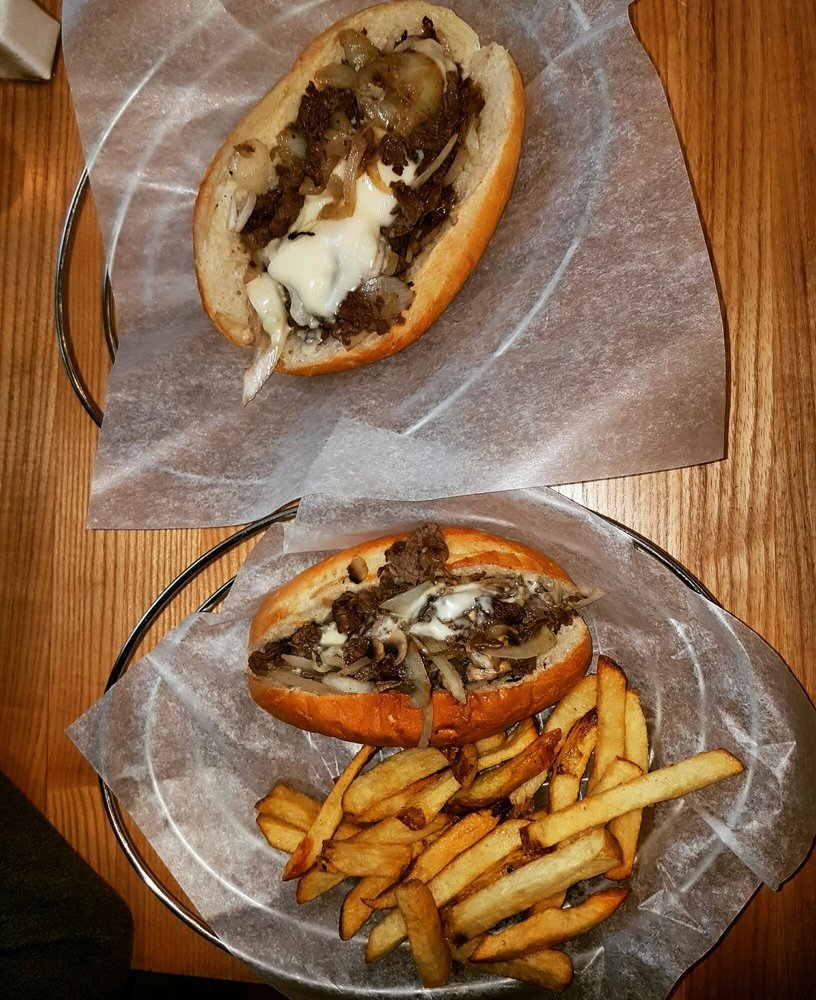 The American Cheesesteak