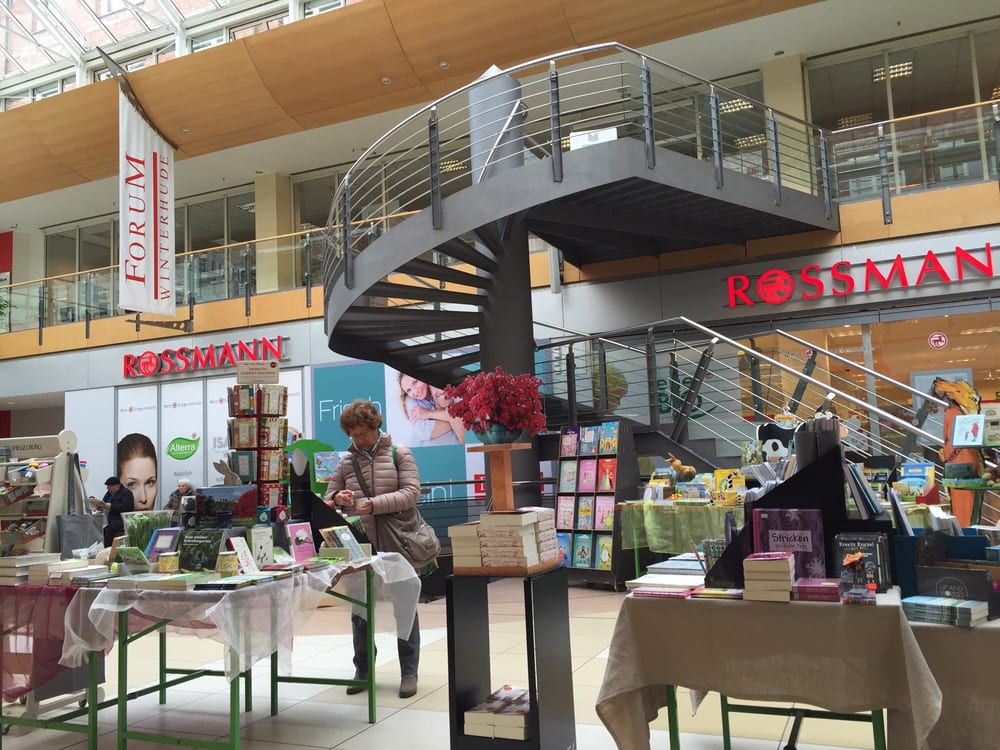 Forum Winterhude Einkaufszentrum Winterhuder Markt 7