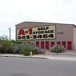 Merveilleux Photo Of A 1 Self Storage   Albuquerque, NM, United States. Conveniently
